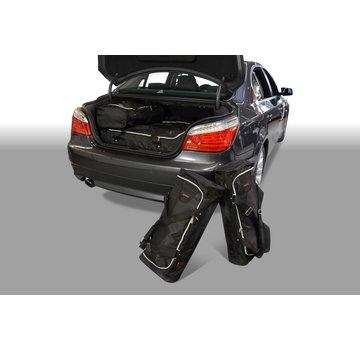 CAR-Bags CAR-BAGS Auto-Reisetaschenset für BMW 5er Serie (E60) 2004-2010 4-türig Limousine