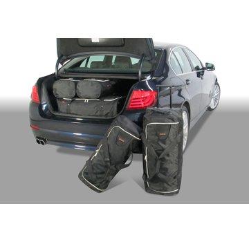 CAR-Bags CAR-BAGS Auto-Reisetaschenset für BMW 5er Serie (F10) 2010-2017 4-türig Limousine
