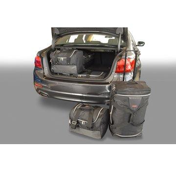 CAR-Bags CAR-BAGS Auto-Reisetaschenset für BMW 5er Serie (G30) 530e Plug-in-Hybrid 2018> 4-türig Limousine
