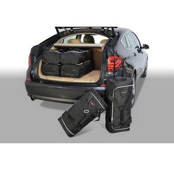 CAR-Bags CAR-BAGS Auto-Reisetaschenset für BMW 5er Serie GT (F07) 2009-2017 5-türig Fließheck