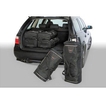 CAR-Bags CAR-BAGS Auto-Reisetaschenset für BMW 5er Serie Touring (E61) 2003-2010 Kombi