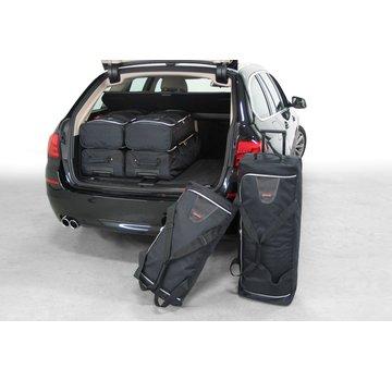 CAR-Bags CAR-BAGS Auto-Reisetaschenset für BMW 5er Serie Touring (F11) 2010-2017 Kombi