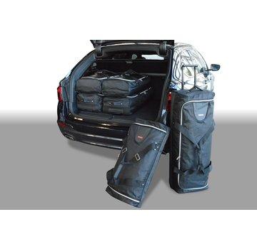 CAR-Bags CAR-BAGS Auto-Reisetaschenset für BMW 5er Serie Touring (G31) 2017> Kombi