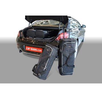 CAR-Bags CAR-BAGS Auto-Reisetaschenset für BMW 6er Serie Gran Coupé (F06) 2013-2018 4-türig Limousine