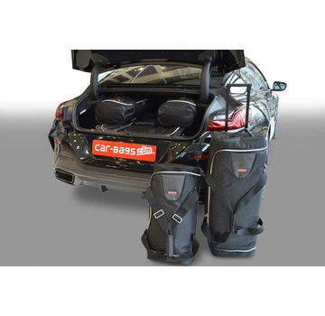 CAR-Bags CAR-BAGS Auto-Reisetaschenset für BMW 8er Serie Gran Coupé (G16) 2019> 4-türig Limousine