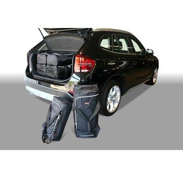 CAR-Bags CAR-BAGS Auto-Reisetaschenset für BMW X1 (E84) 2009-2015