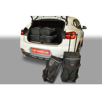 CAR-Bags CAR-BAGS Auto-Reisetaschenset für BMW X2 (F39) 2018>