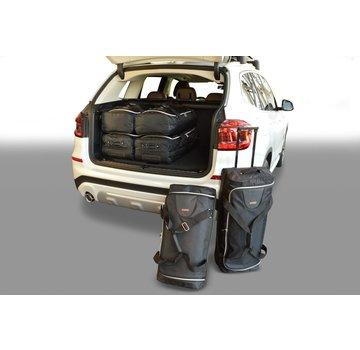 CAR-Bags CAR-BAGS Auto-Reisetaschenset für BMW X3 (G01) 2017>