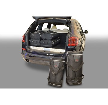 CAR-Bags CAR-BAGS Auto-Reisetaschenset für BMW X3 (G01) Plug In Hybrid 2020>