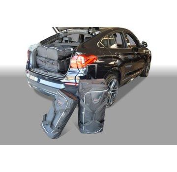 CAR-Bags CAR-BAGS Auto-Reisetaschenset für BMW X4 (F26) 2014-2018