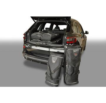 CAR-Bags CAR-BAGS Auto-Reisetaschenset für BMW X5 Plug-in-Hybrid (G05) 2019>