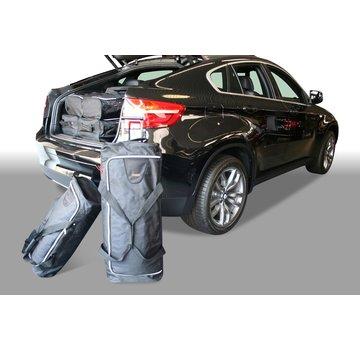 CAR-Bags CAR-BAGS Auto-Reisetaschenset für BMW X6 (E71) 2008-2014