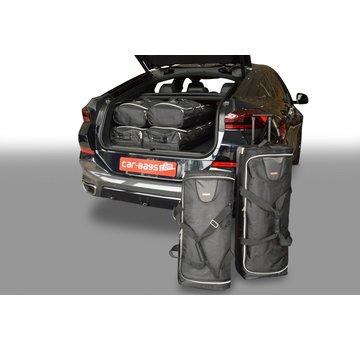CAR-Bags CAR-BAGS Auto-Reisetaschenset für BMW X6 (F16) 2014-2019
