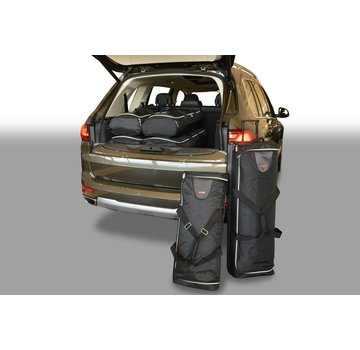 CAR-Bags CAR-BAGS Auto-Reisetaschenset für BMW X7 (G07) 2019>