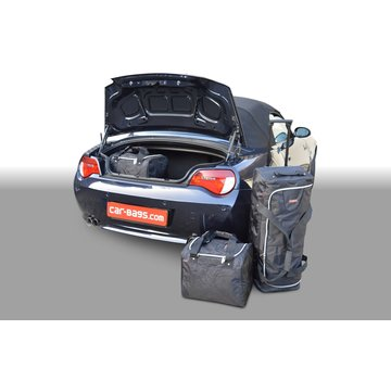 CAR-Bags CAR-BAGS Auto-Reisetaschenset für BMW Z4 (E85) 2002-2009