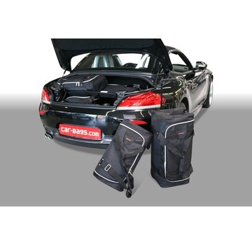 CAR-Bags CAR-BAGS Auto-Reisetaschenset für BMW Z4 (E89) 2009-2016