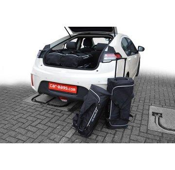 CAR-Bags CAR-BAGS Auto-Reisetaschenset für Chevrolet Volt 2011-2016 5-türig Fließheck