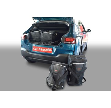 CAR-Bags CAR-BAGS Auto-Reisetaschenset für Citroën C4 Cactus 2018> 5-türig Fließheck