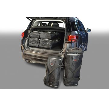 CAR-Bags CAR-BAGS Auto-Reisetaschenset für Citroën C5 Aircross 2019>