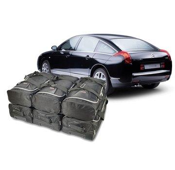 CAR-Bags CAR-BAGS Auto-Reisetaschenset für Citroën C6 2006-2012 4-türig Limousine