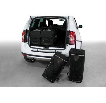 CAR-Bags CAR-BAGS Auto-Reisetaschenset für Dacia Duster 1 4x4 2010-2017