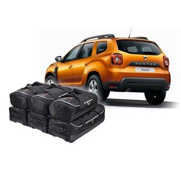 CAR-Bags CAR-BAGS Auto-Reisetaschenset für Dacia Duster 2 4x4 2017>