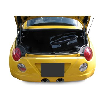 CAR-Bags CAR-BAGS Auto-Reisetaschenset für Daihatsu Copen 2002-2010 2-deurs