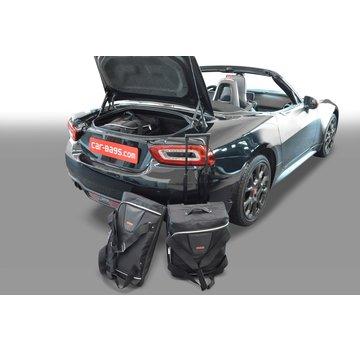 CAR-Bags CAR-BAGS Auto-Reisetaschenset für Fiat 124 Spider 2016>
