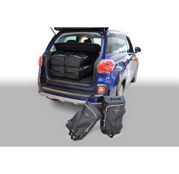 CAR-Bags CAR-BAGS Auto-Reisetaschenset für Fiat 500L 2012> 5-türig Fließheck