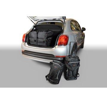 CAR-Bags CAR-BAGS Auto-Reisetaschenset für Fiat 500X 2015> 5-türig Fließheck