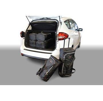 CAR-Bags CAR-BAGS Auto-Reisetaschenset für Ford C-Max 2010-2019
