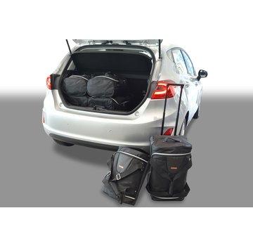 CAR-Bags CAR-BAGS Auto-Reisetaschenset für Ford Fiesta VII 2017> 5-türig Fließheck