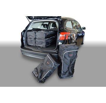 CAR-Bags CAR-BAGS Auto-Reisetaschenset für Ford Focus Kombi III 2010-2018 Kombi