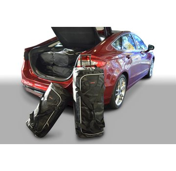 CAR-Bags CAR-BAGS Auto-Reisetaschenset für Ford Mondeo 2014> 5-türig Fließheck