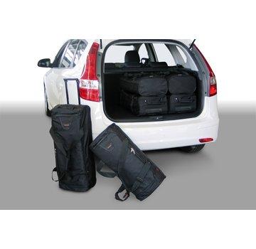CAR-Bags CAR-BAGS Auto-Reisetaschenset für Hyundai i30 CW (FD/FDH) 2007-2012 Kombi