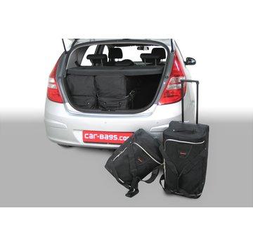CAR-Bags CAR-BAGS Auto-Reisetaschenset für Hyundai i30 FD/FDH 2007-2012 5-türig Fließheck