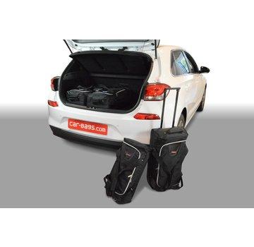 CAR-Bags CAR-BAGS Auto-Reisetaschenset für Hyundai i30 PD 2017> 5-türig Fließheck