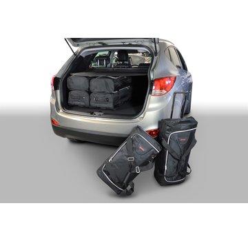 CAR-Bags CAR-BAGS Auto-Reisetaschenset für Hyundai ix35 2010>