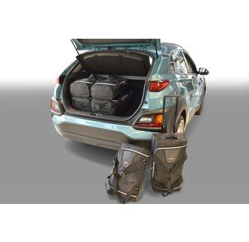 CAR-Bags CAR-BAGS Auto-Reisetaschenset für Hyundai Kona (OS) 2017>