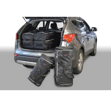 CAR-Bags CAR-BAGS Auto-Reisetaschenset für Hyundai Santa Fe (DM) 2012-2018