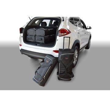 CAR-Bags CAR-BAGS Auto-Reisetaschenset für Hyundai Tucson (TL) 2015>