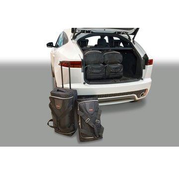 CAR-Bags CAR-BAGS Auto-Reisetaschenset für Jaguar E-Pace 2017>
