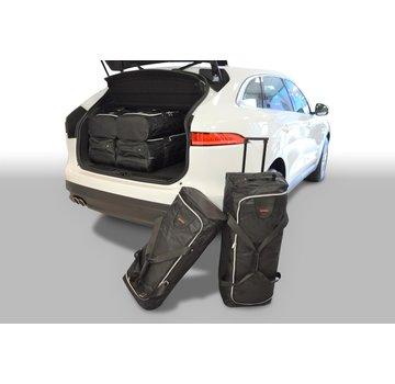 CAR-Bags CAR-BAGS Auto-Reisetaschenset für Jaguar F-Pace (X761) 2016>