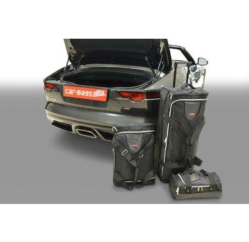 CAR-Bags CAR-BAGS Auto-Reisetaschenset für Jaguar F-Type Cabrio 2013>