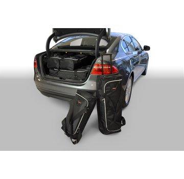 CAR-Bags CAR-BAGS Auto-Reisetaschenset für Jaguar XE (X760) 2015> 4-türig Limousine