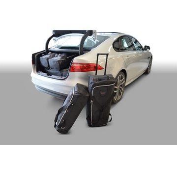 CAR-Bags CAR-BAGS Auto-Reisetaschenset für Jaguar XF (X260) 2015>