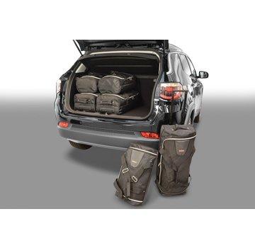 CAR-Bags CAR-BAGS Auto-Reisetaschenset für Jeep Compass (MP) 2017>