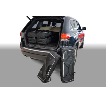 CAR-Bags CAR-BAGS Auto-Reisetaschenset für Jeep Grand Cherokee IV (WK2) 2010>