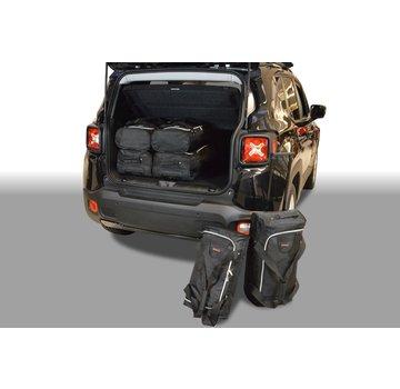 CAR-Bags CAR-BAGS Auto-Reisetaschenset für Jeep Renegade 2014>