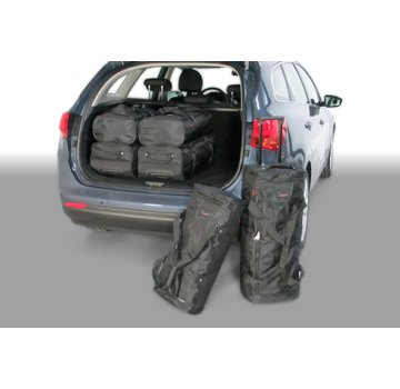 CAR-Bags CAR-BAGS Auto-Reisetaschenset für Kia Cee'd (JD) SW 2012-2018 Kombi